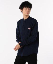 GLOSTER/【DANTON/ダントン】ビエラバンドカラーシャツ #JD-3607/501280429