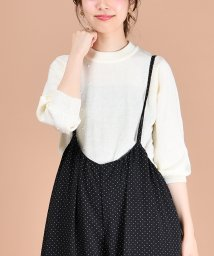 NICE CLAUP OUTLET/【every very nice claup】ぽこぽこレトロドットニット/501284681