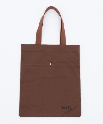 BEAUTY&YOUTH UNITED ARROWS/【別注】<MHL.> BROVY LOGO TOTE/バッグ/501292245