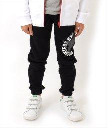 GLAZOS/[ストレート]スウェット・スタープリント裾絞りパンツ[2色展開]/501293559