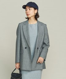 BEAUTY&YOUTH UNITED ARROWS/BY ヴィンテージチェックルーズジャケット/501294049