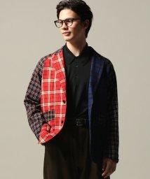JOURNAL STANDARD/J.PRESS/ジェイプレス: Wool etamine tartans/Jacket/501294463