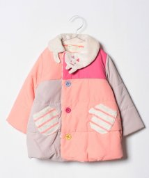 babycheer/ネコ巻きつき裏ボア中綿ジャケット/501277602