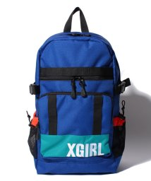 X-girl/CHEERFUL BACKPACK/501164375