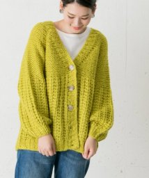 URBAN RESEARCH ROSSO/TORRAZZO DONNA 手編みビッグCARDIGAN/501295708