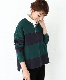 URBAN RESEARCH Sonny Label/ボーダー切替ラガーシャツ/501295745
