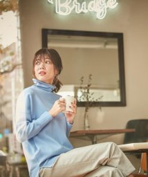 iCB/【カシミヤ混】Linda ハイネックニット/501295811