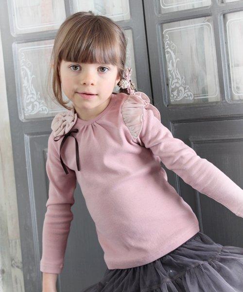 Rora(ローラ)/Rora リララ 長袖tシャツ(2color)/10002913