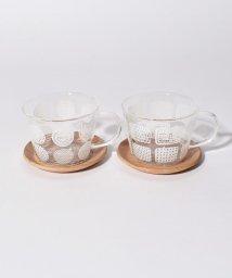 Afternoon Tea LIVING/森永ビスケット/BOX入りカップ&コースターセット/501277332