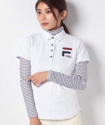 FILA GOLF/半袖シャツ+インナー/501284625