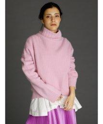 styling//スタンドカラ―ニットプルオーバー/501297267