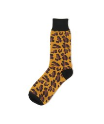 BEAMS MEN/BEAMS / Animal Sox/501111269
