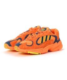 BEAMS MEN/adidas / YUNG-1 Orange/501271288