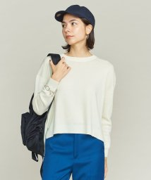 BEAUTY&YOUTH UNITED ARROWS/BY フルニードルクルーネックニット/501298768