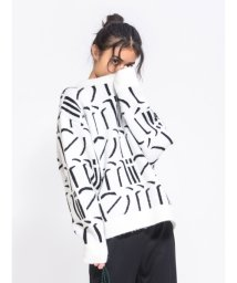 emmi atelier/【emmi atelier】emmiロゴJQニット/501299532