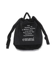 emmi atelier/【emmi atelier】emmiリバーシブルドロストバッグ/501299727