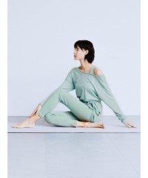 emmi yoga/【emmi yoga】デザイントップス/501303923