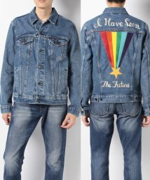 LEVI'S MEN/THE TRUCKER JACKET END HATE TRUCKER/501271025