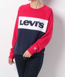 LEVI'S LADY/COLORBLOCK RELAXED CREW COLORBLOCKED SWE/501271082