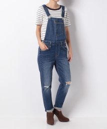 LEVI'S LADY/FITTED OVERALL BLUE SYNDROME OVERALL/501271083