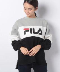FILA/切替スウェットトレーナー/501293261