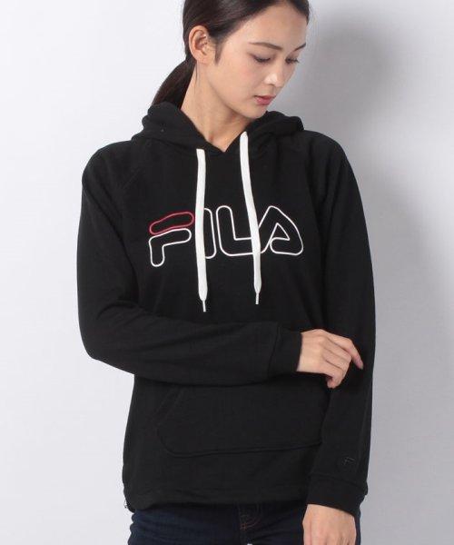FILA(フィラ)/T/Cスウェットパーカー/448665