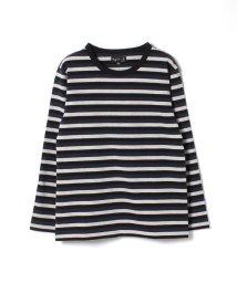 agnes b. FEMME/JV49 TS ボーダーTシャツ/501293935