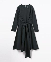 TOMORROWLAND BUYING WEAR/MERLETTE KIAKORA コットン ベルトドレス/501304317