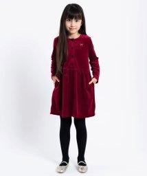 SHIPS KIDS/SHIPS KIDS:ベロア ワンピース(100~130cm)/501305772