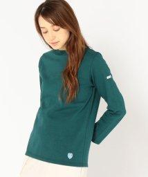 SHIPS WOMEN/ORCIVAL:バスクシャツ/501307377