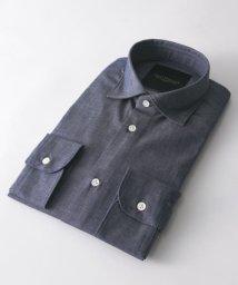 URBAN RESEARCH/URBAN RESEARCH Tailor インディゴショートポイントシャツ/501308454