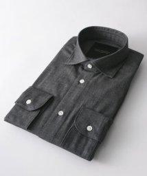URBAN RESEARCH/URBAN RESEARCH Tailor インディゴショートポイントシャツ/501308455