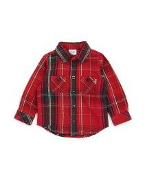 BREEZE / JUNK STORE/先染めチェックシャツ/501213481