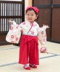 Puff 2 KIDS/女児袴カバーオール/501248497