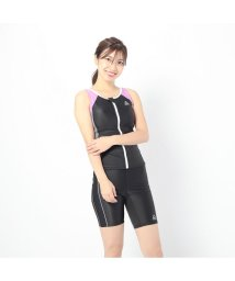 VacaSta Swimwear/【REEBOK】フルジップタンキニ水着/501273108