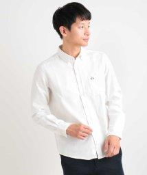 a.v.v (MEN)/サンライトキモウボタンダウンシャツ[WEB限定サイズ]/501280480