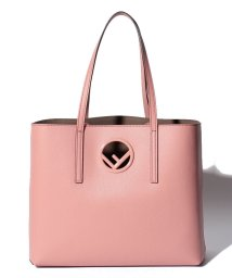 FENDI/【FENDI】LOGO SHOPPER/トートバッグ【MACARON+TAUPE+PALLADIUM】/501283698