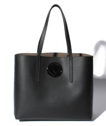 FENDI/【FENDI】LOGO SHOPPER/トートバッグ【NERO】/501283699