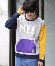 coen/【別注】MEI 裏毛クルーネックスウェット/501295884