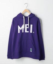coen/【別注】MEI 裏毛プルオーバーパーカー/501295885