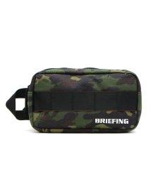 BRIEFING/【日本正規品】ブリーフィングゴルフ ポーチBRIEFING GOLFDOUBLE ZIP POUCH-3ダブルジップポーチBG1812401/501301848