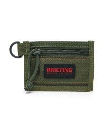 BRIEFING/BRIEFING パスケース ブリーフィング ZIP PASS CASE ジップパスケース ポーチ 小銭入れ バリスティックナイロン BRF485219/501301965