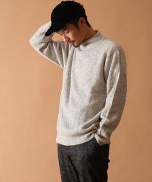 417 EDIFICE/【YAK ブレンド】メランジ モックネック/501310481