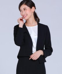 Viaggio Blu/≪大きいサイズ≫【ニーズ対応】Vカラースーツジャケット/501229839