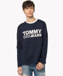 TOMMY JEANS/TJM SOLID LOGO SWEATER/501281859