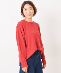 NICE CLAUP OUTLET/シンプルドルマンニット/501305217