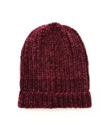 ROSE BUD/ローゲージニット帽/501309012