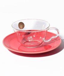 Afternoon Tea LIVING/パラレル/耐熱ガラスカップ&ソーサー/501277333