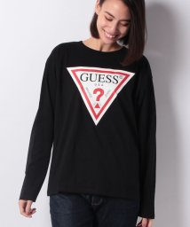 E hyphen world gallery/GUESSロングTシャツ/501298877