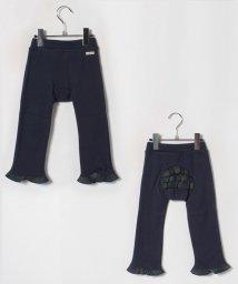MIKI HOUSE HOT BISCUITS/ブラックウォッチ柄のフリル付きベビーパンツ(70~90cm)/501299187